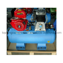 Gasoline Petrol Driven Air Compressor Air Pump (Tp-0.4/12)